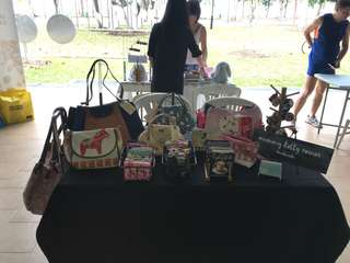 East Coast Park Marine Cove Flea Market on 10-11 March 2018 from 11-8pm
