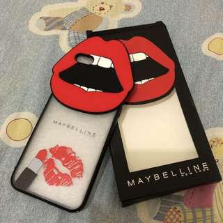 (NEW) Maybelline IPHONE 6/6s Case