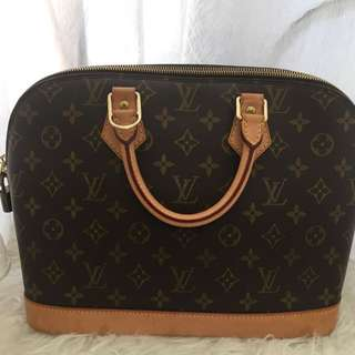 [SOLD]LV Alma PM
