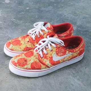 Nike SB Stefan Janoski Mental Pizza Orange/Red