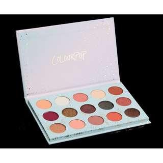 Colourpop eyeshadow/palette