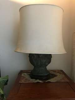 Table Lamp Base -Cast Iron