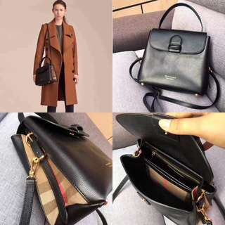 Burberry two way bag