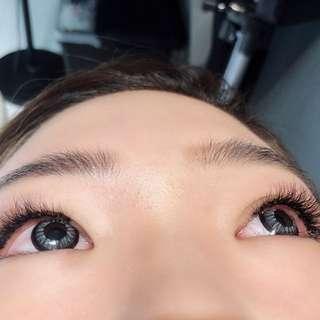 Eyelash extensions at Yishun homebase