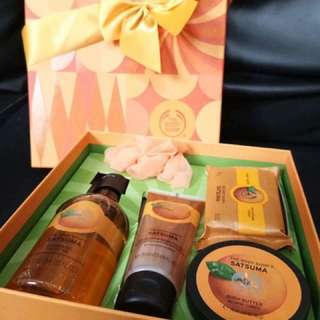 💯THE BODY SHOP SET💯