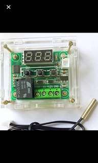 Digital Thermostat Controller Adjustable Setting Parameters