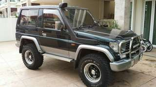 Toyota Land Cruiser LC II