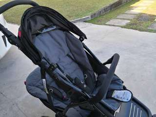 Phil & Teds Classic Pushchair Double Buggy