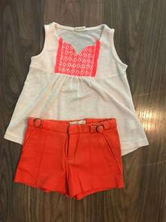 Zara kids preloved