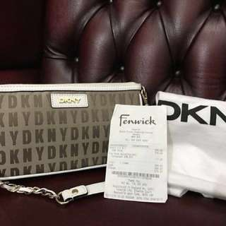 Tas clutch DKNY original