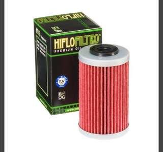 Hi Flo Oil filter 155