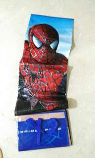 [Pre-Owned] spiderman spider man groundsheet floor mat