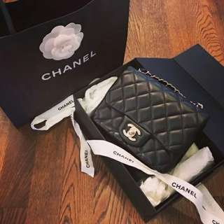 Chanel Mini Square Flap