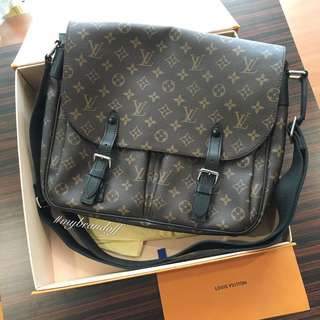 Lv Chris Messenger