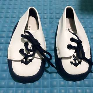 Sailor shoes