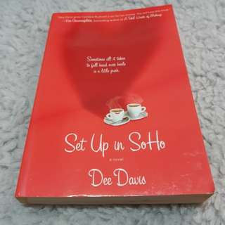 Set Up in Soho - Dee Davis [Chick Lit/Romance]