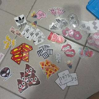 Stickerss Lelong