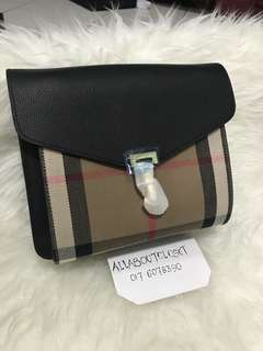 Customer's purchased, Burberry sling bag