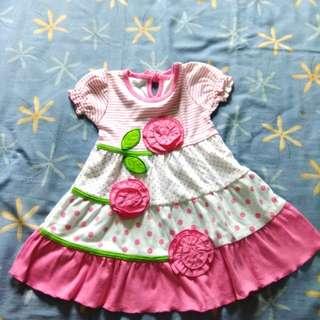 Dress (baju terusqn)