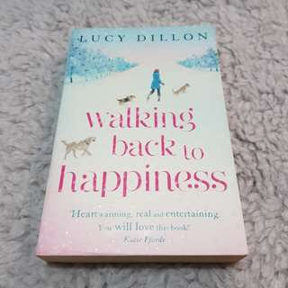Walking Back to Happiness - Lucy Dillon [Chick Lit/Romance]