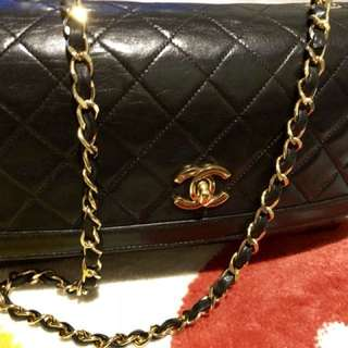 Chanel Classic Vintage chain bag