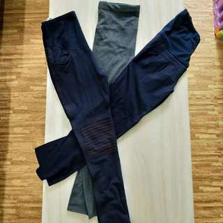 3 pieces- Maternity pants &legging