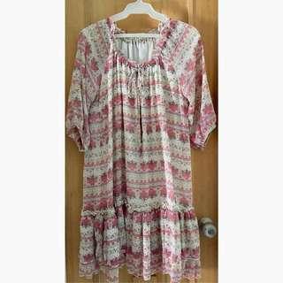 Korean Tunic Dress