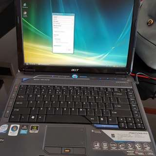 Acer Aspire 4925G Intel Core 2 Duo