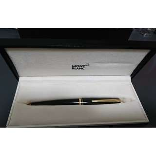 MONTBLANC Generation roller ball pen (black colour with gold trim)