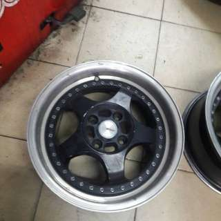Spoon Sport Rims