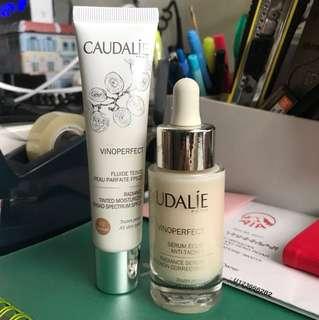 CAUDALIE Vinoperfect Radiance Serum & moisturiser