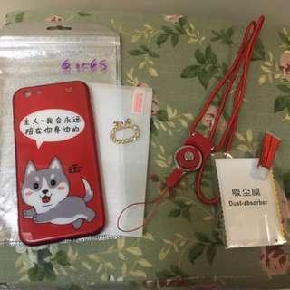 (買滿$50可以免費送比你)I Phone 6/6s Case