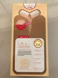 Mediheal IPI Lightmax Hydro Nude Gel Masks