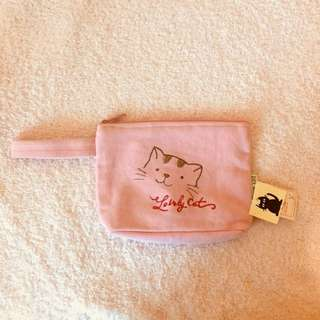 Kitty Cat Pouch