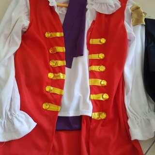 Pirates costume (full set)