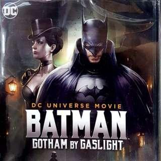 BATMAN : GOTHAM BY GASLIGHT DVD