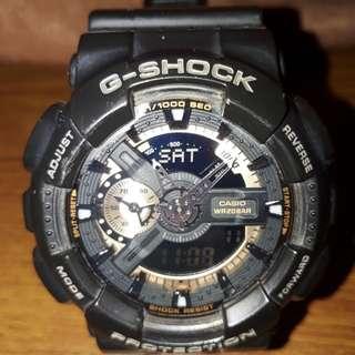 ORIGINAL G-SHOCK GA-110 RG