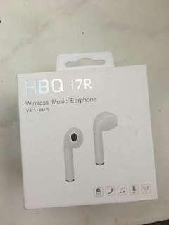 Earphone wireless