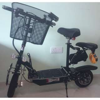 REDUCED PRICE FOR QUICK SALE - Xtreme 3-Person EScooter Mobike