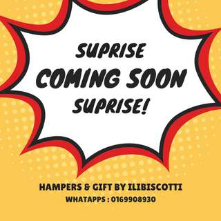 HAMPER & GIFT BY ILIBISCOTTI