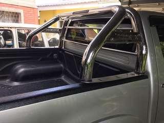 Toyota Hilux Rollbar
