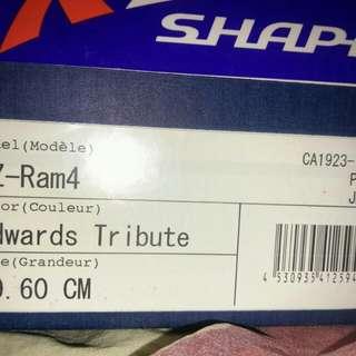 Arai ram 4 edward tribute