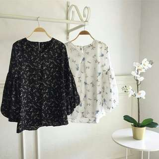 SURI floral top Price : $25.50 with complimentary normal mailing