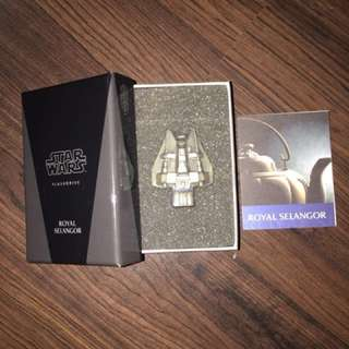 Starwars Thumb drive from Royal Selangor