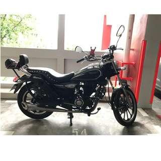 $2300 ZongShen Cruiser