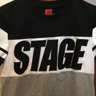 🚚 STAGE 短tee s號