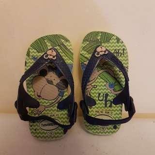 HAVAIANAS baby slipper