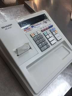 Brand new cashier machine POS