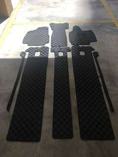 Carpet Estima ACR50 7 seater