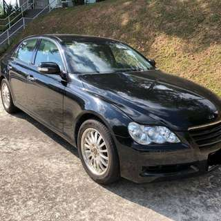 Toyota Mark-X 250G